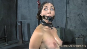 Bethany Benz is gently masturbating in front of the camera, because she needs some fresh cum